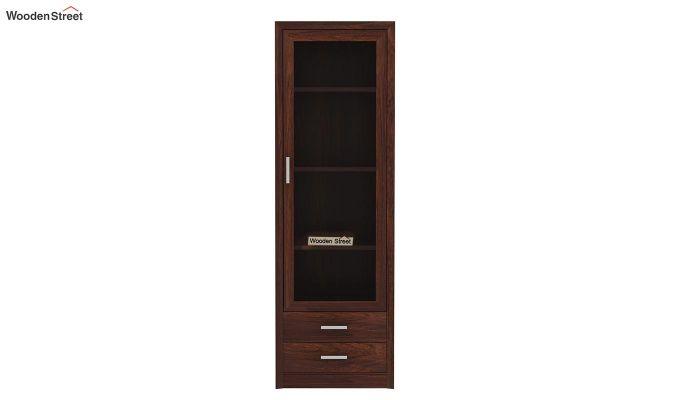 Marcella Bookshelves (Walnut Finish)-4