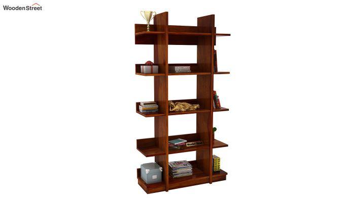 Miranda Bookshelf (Honey Finish)-2