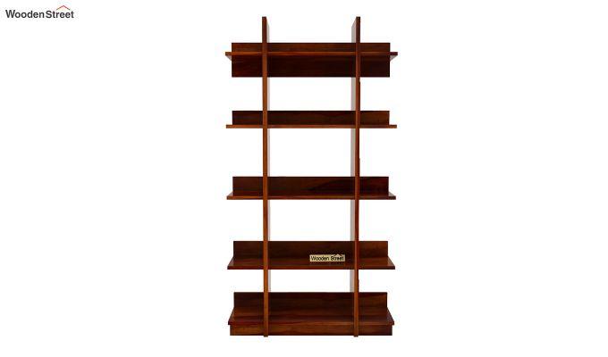 Miranda Bookshelf (Honey Finish)-5
