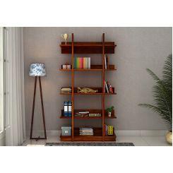 Miranda Bookshelf (Honey Finish)