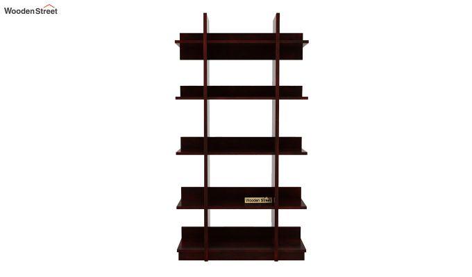 Miranda Bookshelf (Mahogany Finish)-4