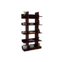 Miranda Bookshelf (Mahogany Finish)