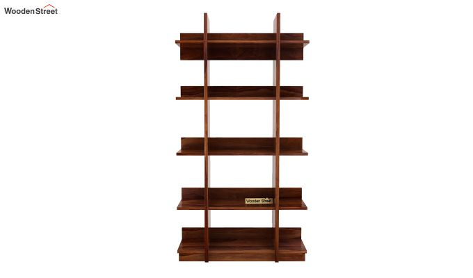 Miranda Bookshelf (Teak Finish)-4
