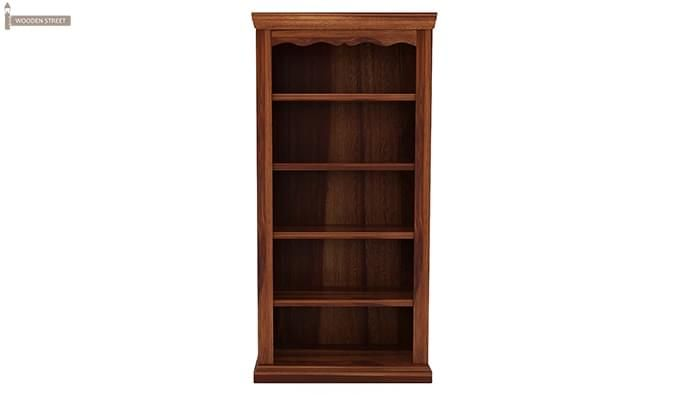 Nelson Bookshelf (Teak Finish)-2