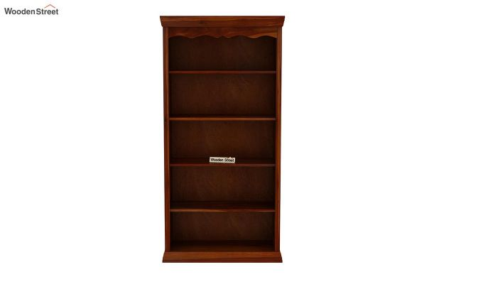 Nelson Bookshelf (Honey Finish)-4