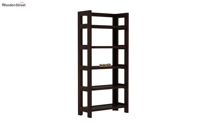 Osias Bookshelf (Walnut Finish)-2