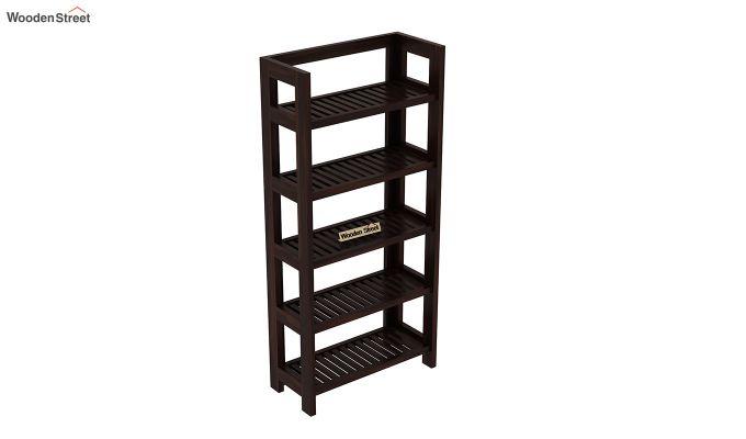 Osias Bookshelf (Walnut Finish)-4
