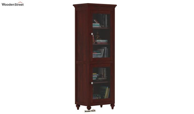 Osokin BookShelf (Mahogany Finish)-1