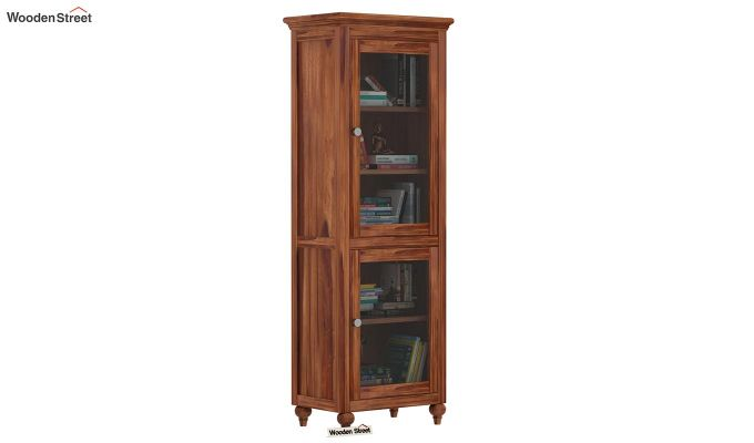 Osokin BookShelf (Teak Finish)-1