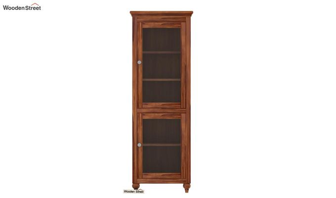 Osokin BookShelf (Teak Finish)-2