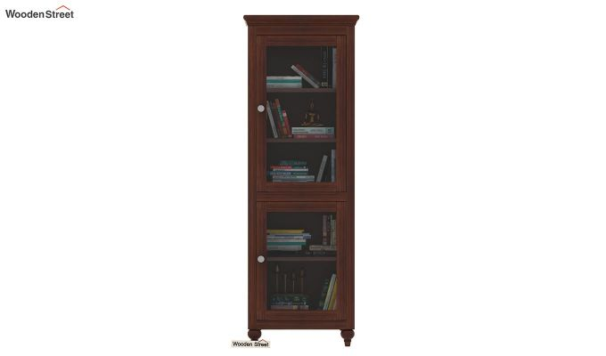 Osokin BookShelf (Walnut Finish)-2
