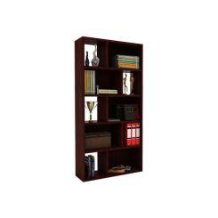 Pamela Book Shelf (Mahogany Finish)
