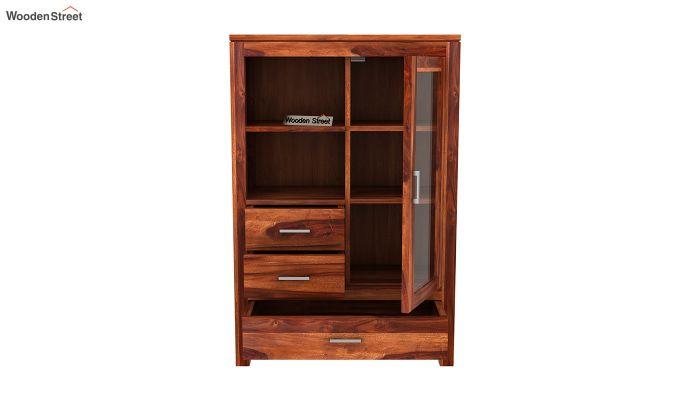 Pietro File Cabinet (Honey Finish)-5