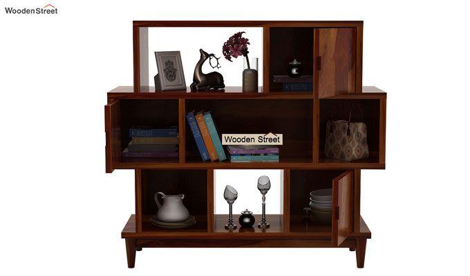 Ritson Bookshelf (Honey Finish)-3