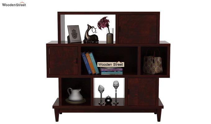 Ritson Bookshelf (Mahogany Finish)-2