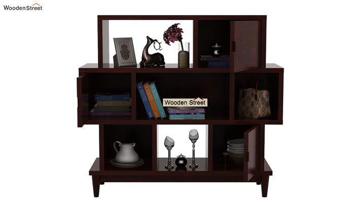 Ritson Bookshelf (Mahogany Finish)-3
