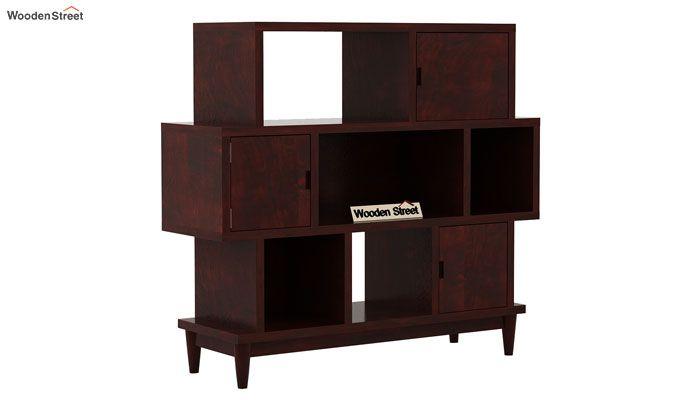Ritson Bookshelf (Mahogany Finish)-4