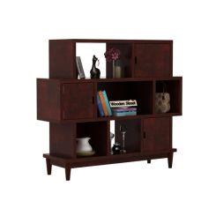 Ritson Bookshelf (Mahogany Finish)
