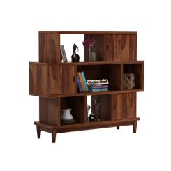 Ritson Bookshelf (Teak Finish)