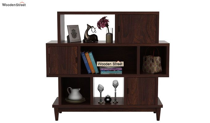 Ritson Bookshelf (Walnut Finish)-3