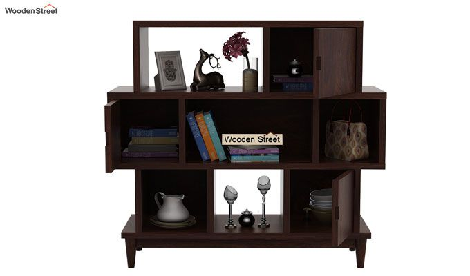 Ritson Bookshelf (Walnut Finish)-4