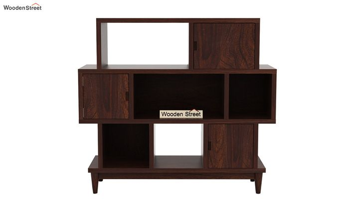Ritson Bookshelf (Walnut Finish)-6
