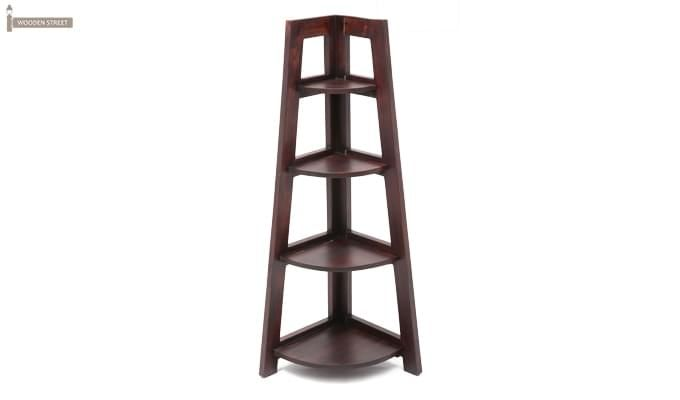 Severino Bookshelf (Mahogany Finish)-2