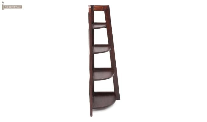 Severino Bookshelf (Mahogany Finish)-3