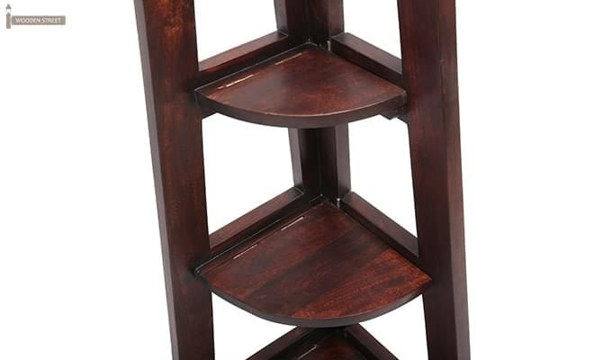 Severino Bookshelf (Mahogany Finish)-6