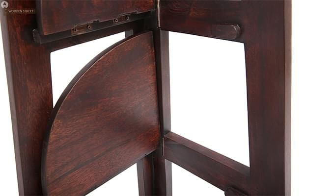 Severino Bookshelf (Mahogany Finish)-9