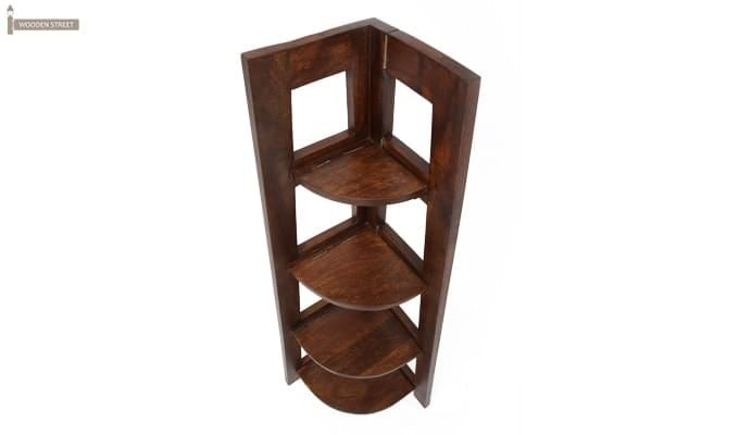 Severino Store Bookshelf (Honey Finish)-3