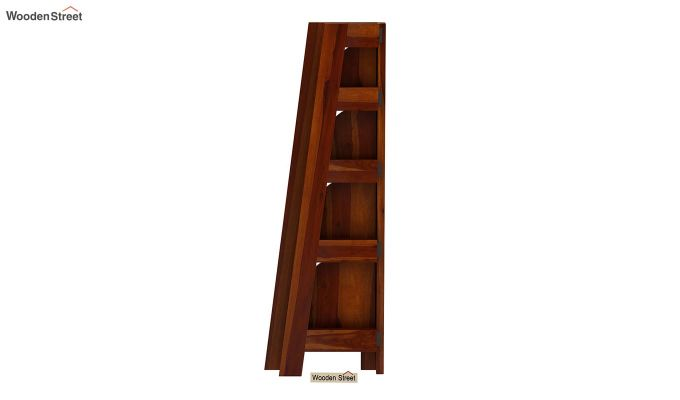 Severino Bookshelf (Honey Finish)-6