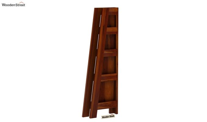 Severino Bookshelf (Honey Finish)-7