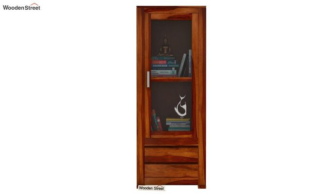 Theo Bookshelf (Honey Finish)-2