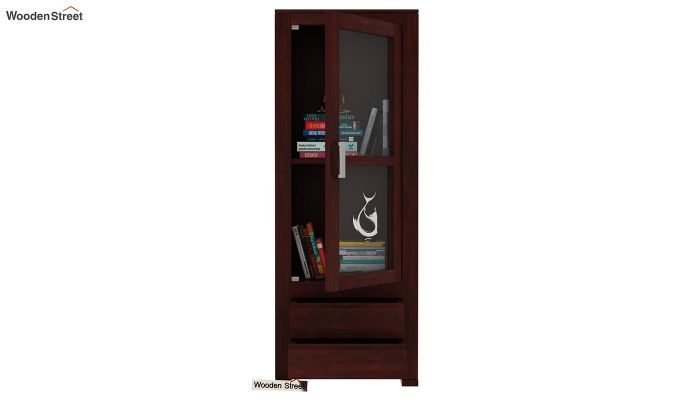 Theo Bookshelf (Mahogany Finish)-6