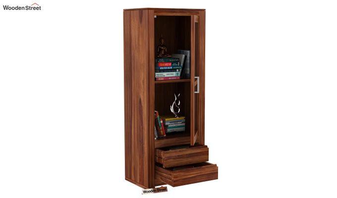 Theo Bookshelf (Teak Finish)-5