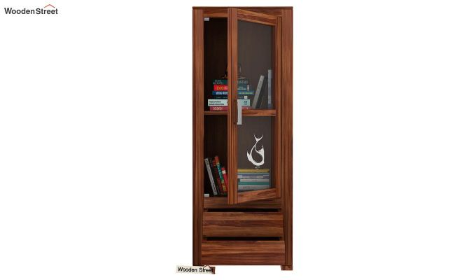 Theo Bookshelf (Teak Finish)-6