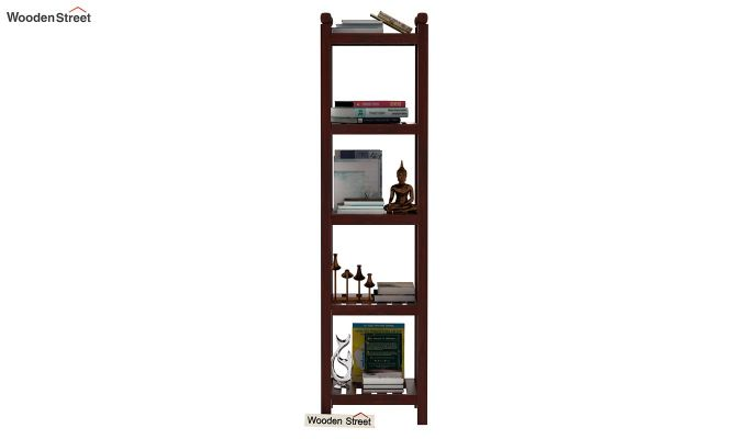Topaz Bookshelf (Mahogany Finish)-2