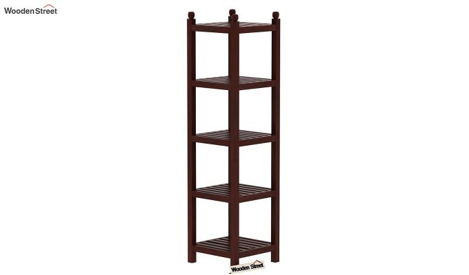 Topaz Bookshelf (Mahogany Finish)-3