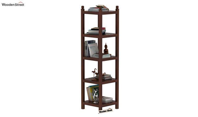 Topaz Bookshelf (Walnut Finish)-2