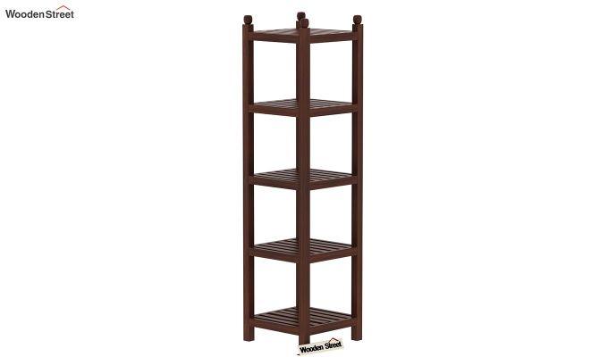 Topaz Bookshelf (Walnut Finish)-4
