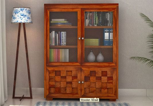 Wooden bookshelves designs online, shop online book shelf in Bangalore