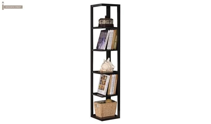 Valley Bookshelves (Black Finish)-2