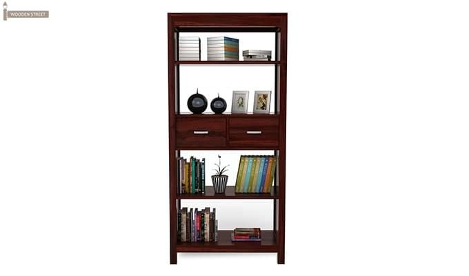 Vito Bookshelf (Mahogany Finish)-3