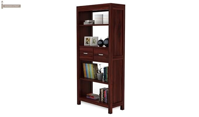 Vito Bookshelf (Mahogany Finish)-4