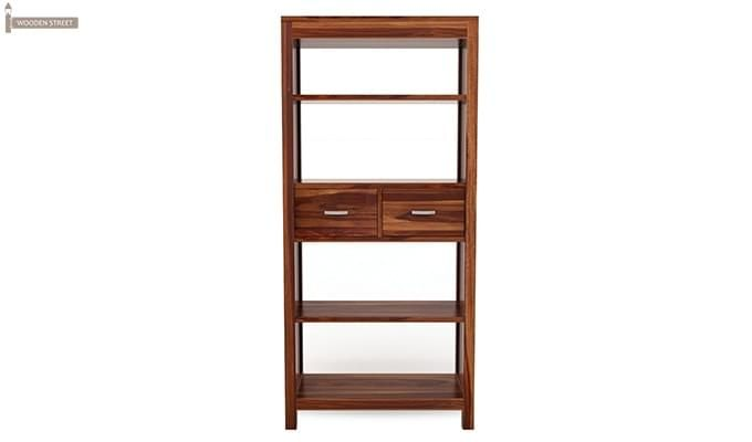 Vito Bookshelf (Teak Finish)-5