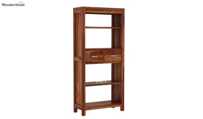 Vito Bookshelf (Teak Finish)-3