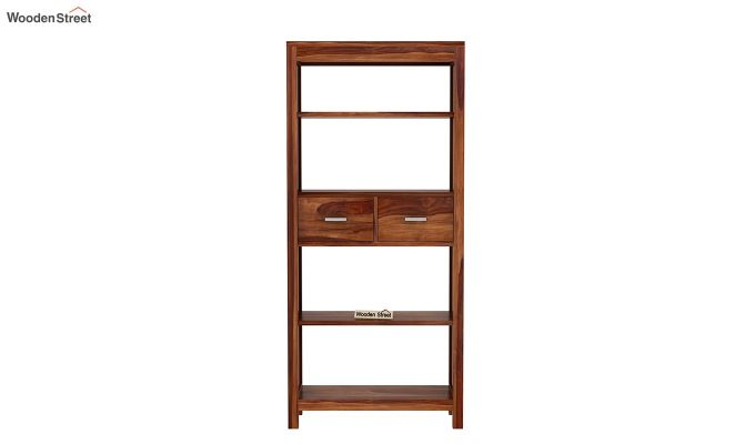 Vito Bookshelf (Teak Finish)-4