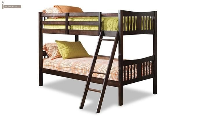 Becky Bunk Bed (Mahogany Finish)-2