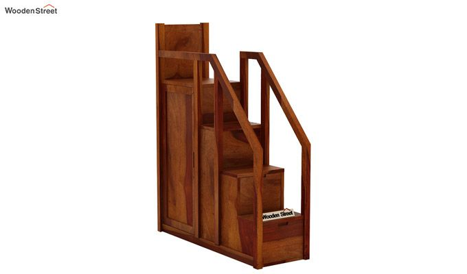 Blossom Bunk Bed (Honey Finish)-10